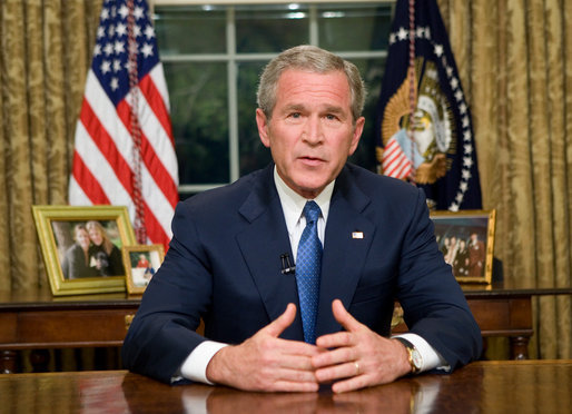 George W. Bush : 2001-2009