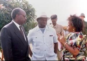 Bizimungu, Kanyarengwe, Agathe Uwilingiyimana