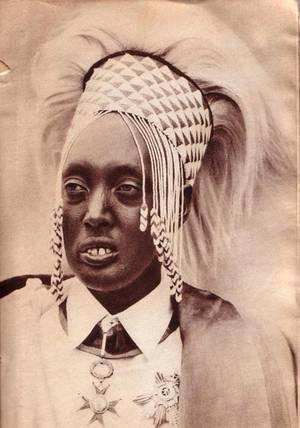 Rudahigwa-ph. C. Lamotte