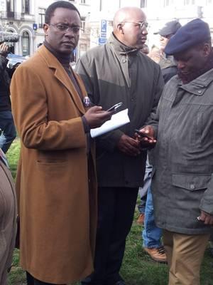 P. Murayi, JB Ryumugabe et JB Ngarambe