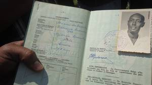 passeport de Rudahigwa
