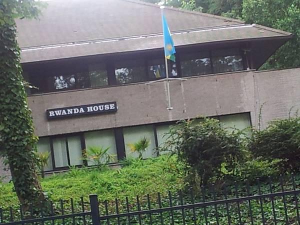 Ambassade du Rwanda à Bruxelles