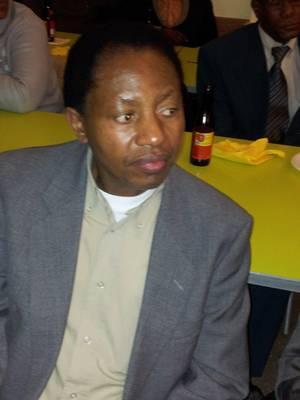 Joseph Matata, Bruxelles le 01/03/2014. Photo Gaspard Musabyimana
