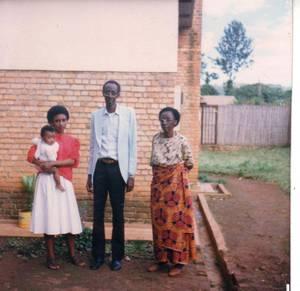 Nyetera en famille